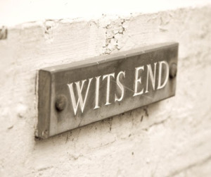 aWits End
